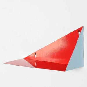 Urban Outfitters Wall Art - Brand New - Assembly Home Triangle Wall Shelf